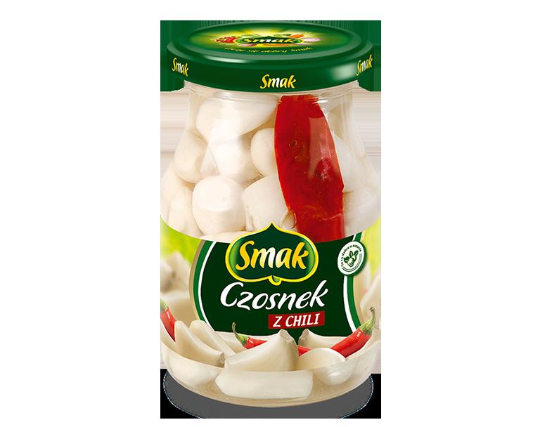 Czosnek z chili
