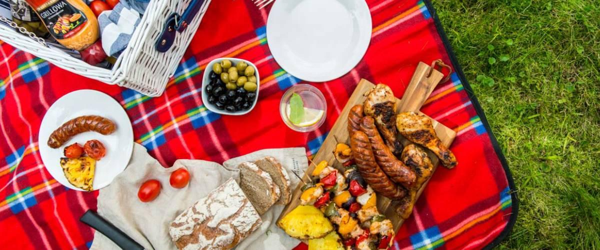 Smaczne przekąski – idealne na piknik!
