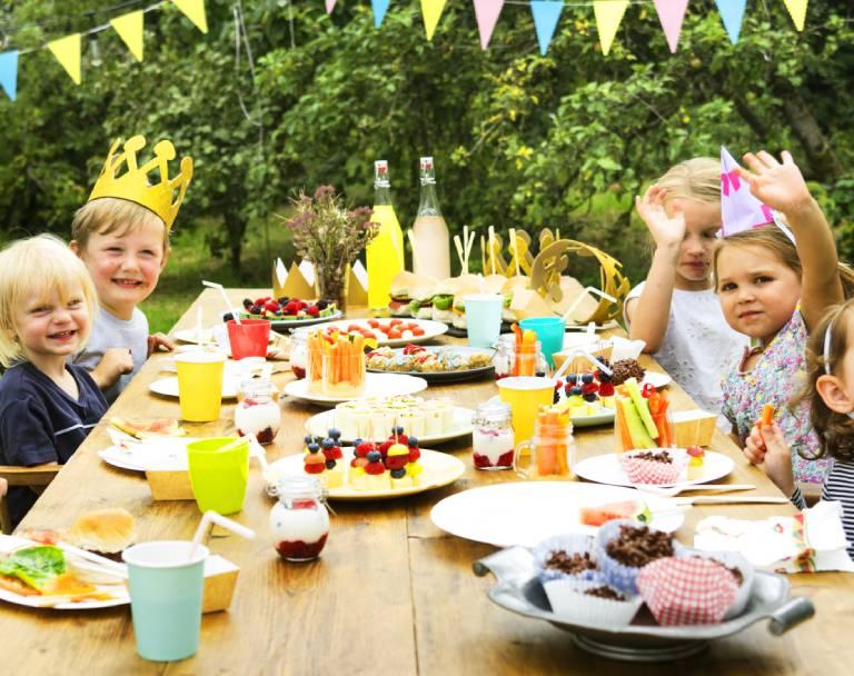 Kulinarny dzień dziecka – kolorowe przekąski dla dzieci