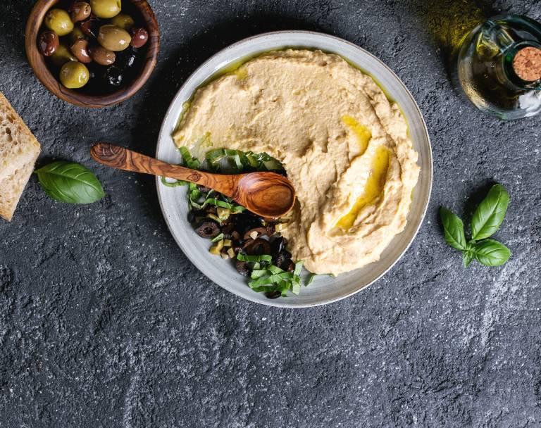 W świecie hummusów i warzywnych past do chleba