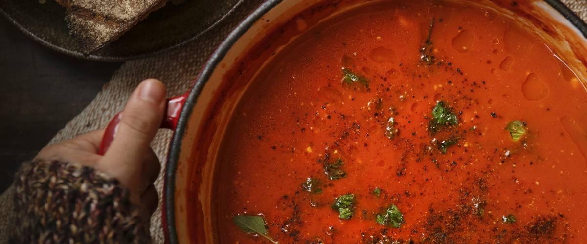 Smaczne zupy – włącz je do jesiennego menu!