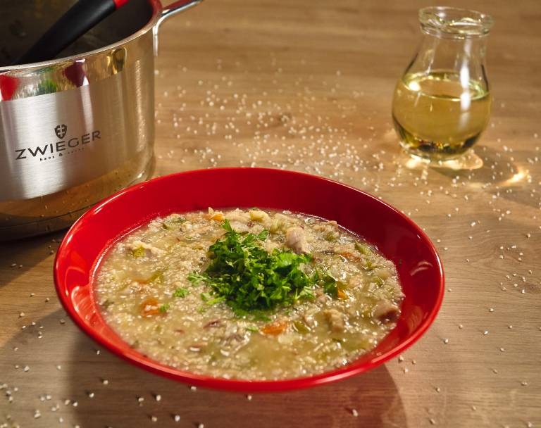 Zupa rosolnik