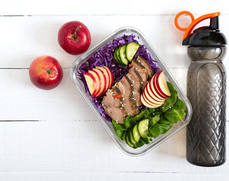 Pomysły na lunchbox… sałatki, wrapy, pita…